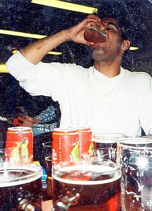 Muslim Drinking Alcohol  Days