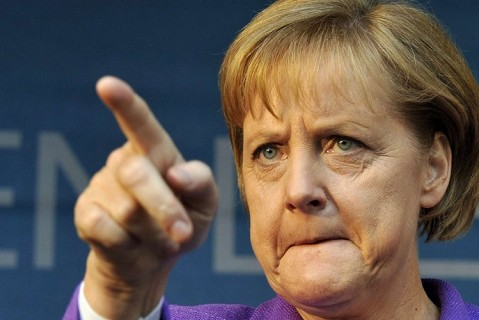 Image result for Angela merkel hideous smile