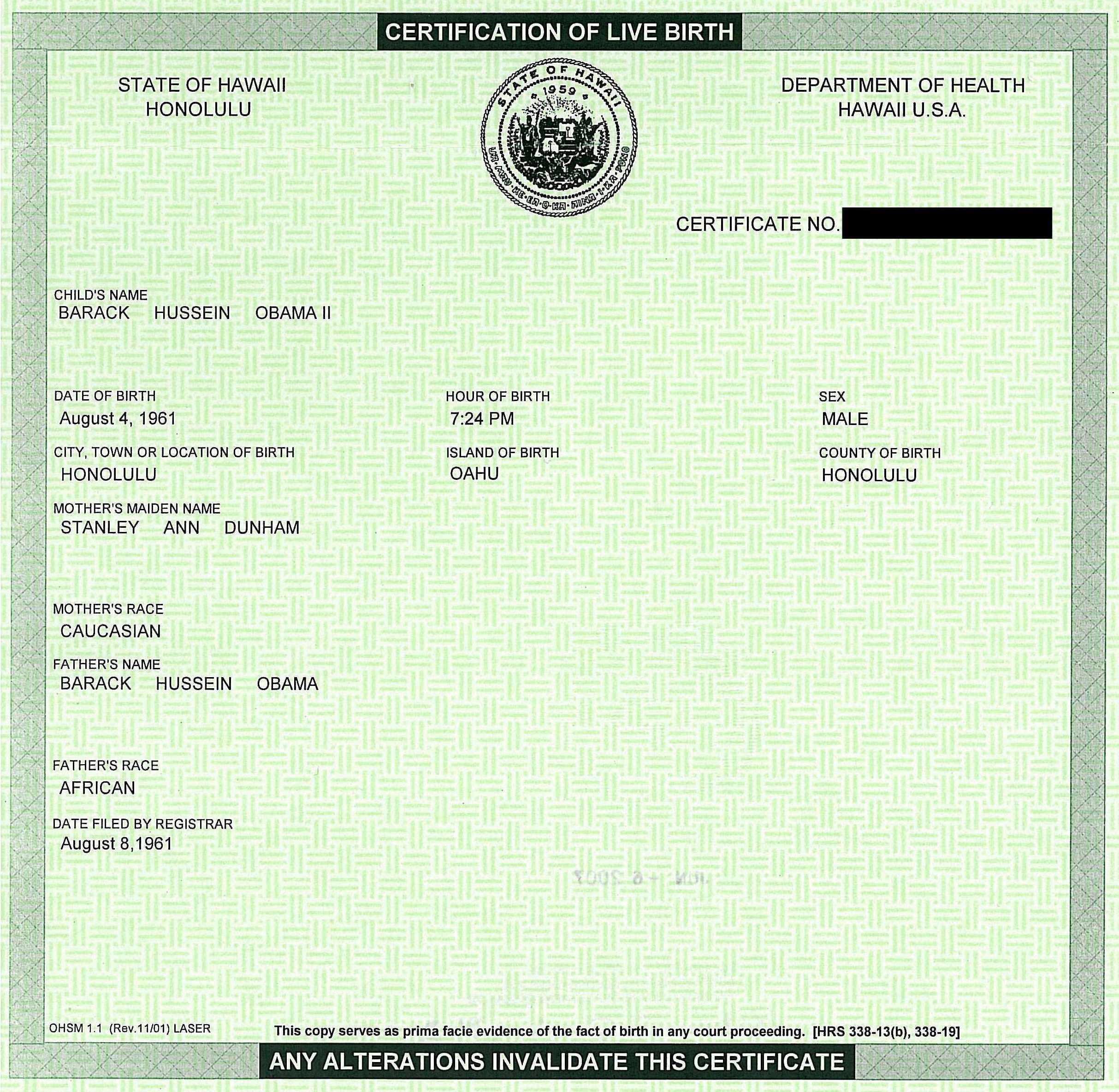 Forged birth certificate aiddatafo Images
