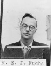 ImageKlaus Fuchs ID Badge